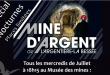 Nocturnes de la mine Edition 2015