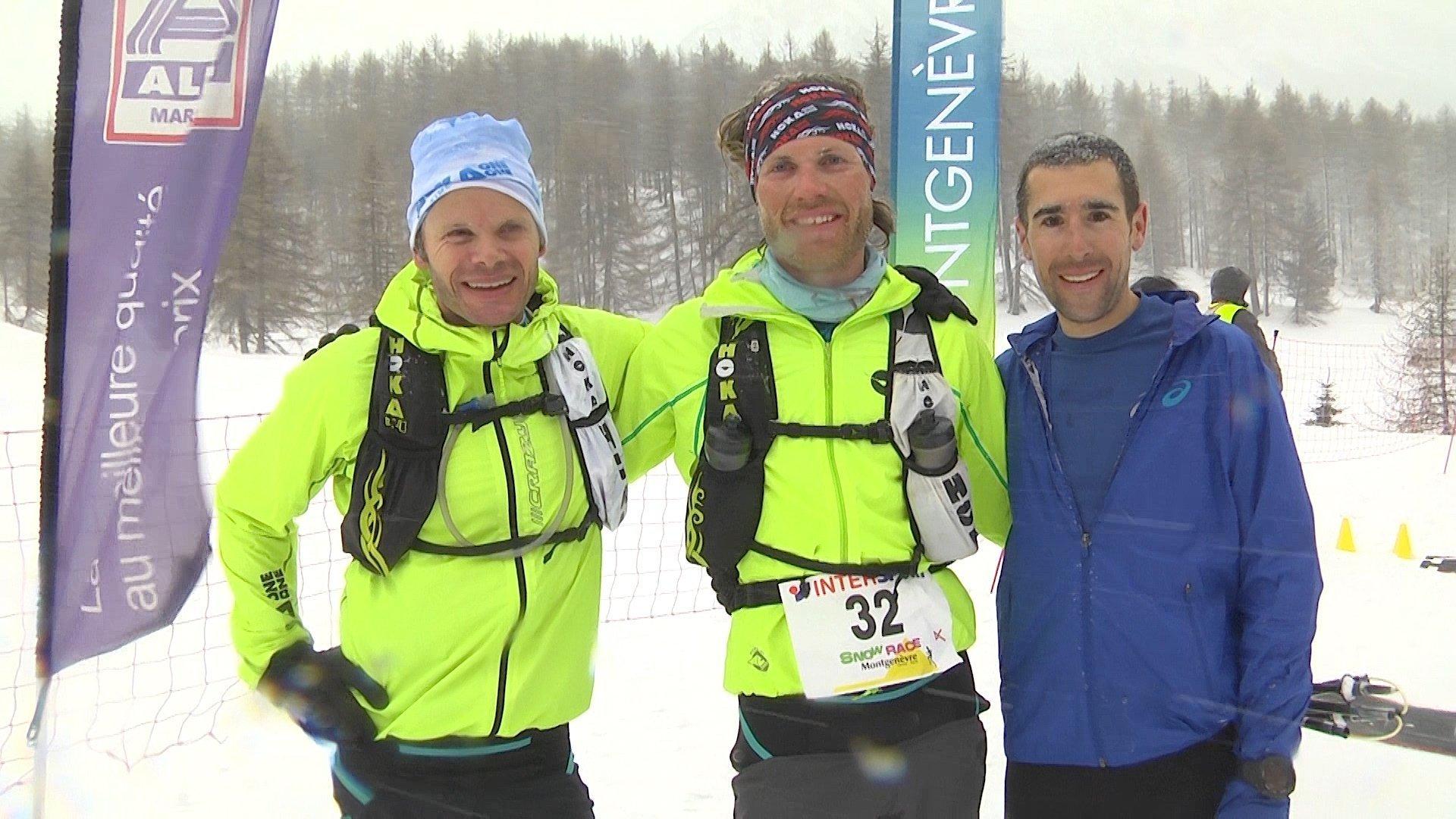 Résultats Snow Race 7