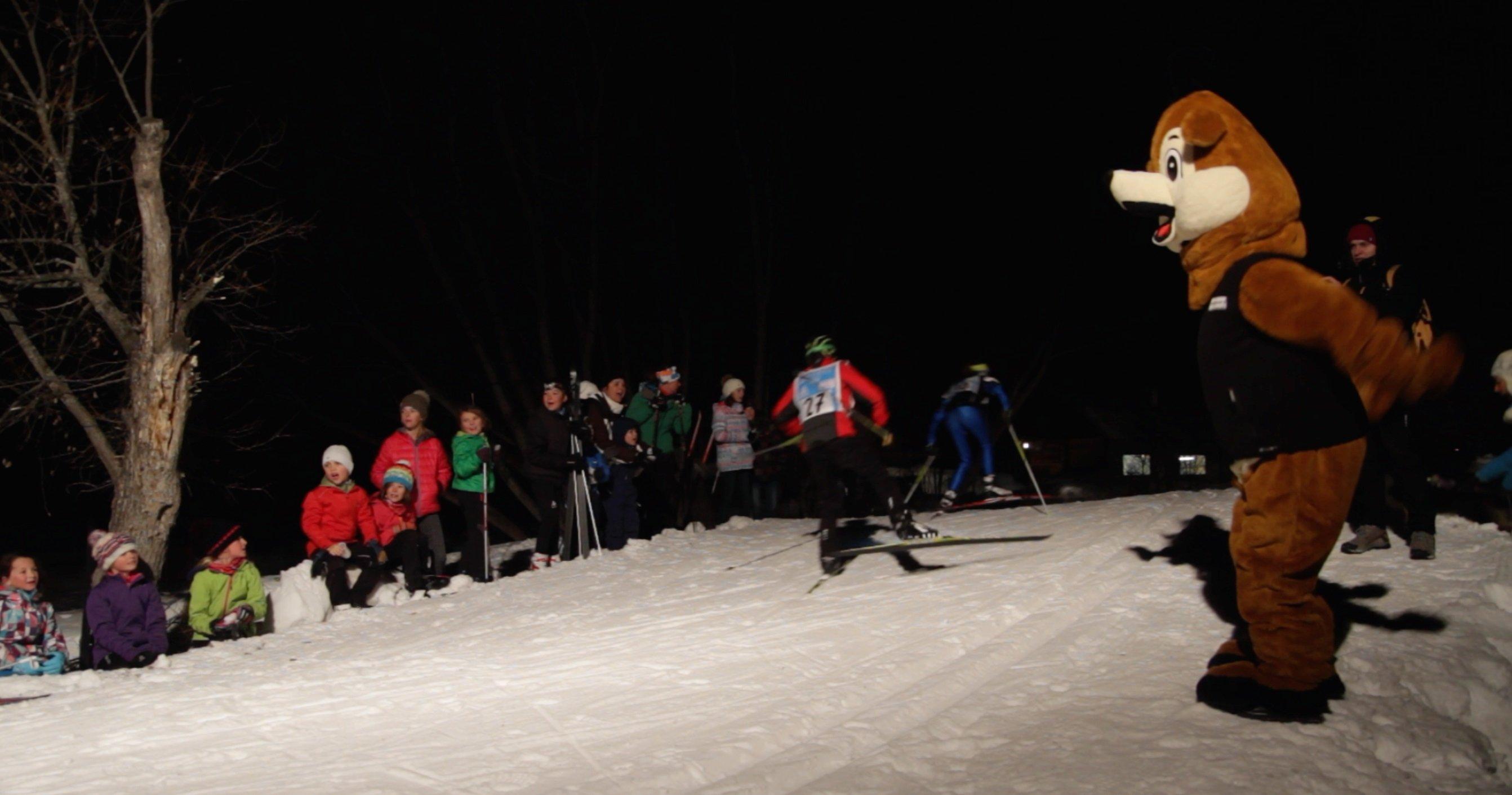 Clôture des Nocturnes de ski de fond mardi 8 mars à Montgenèvre 4