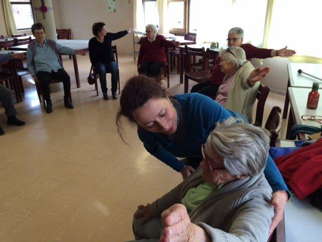 Floraison d'activités pour les personnes âgées 1