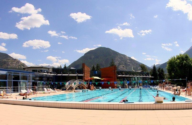 Enfin l 39 t la piscine for Briancon piscine