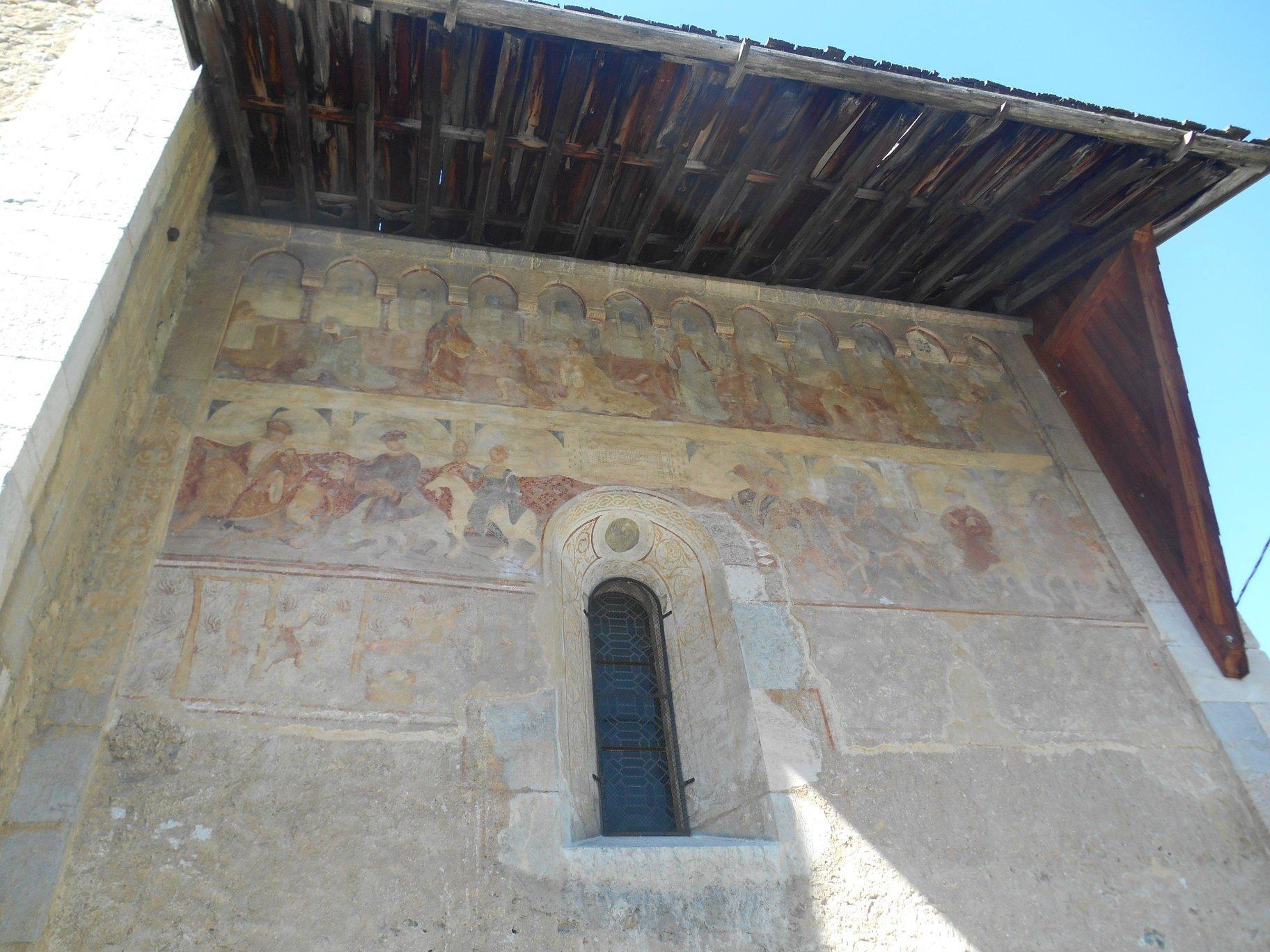 Les 500 ans de sa fresque sur les vertus, les vices et leur châtiment 1