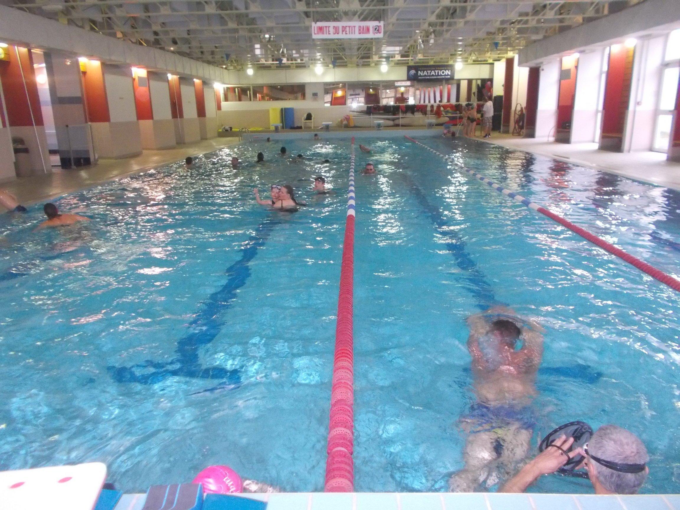 Reouverture piscince de l 39 argentiere la bessee for Briancon piscine