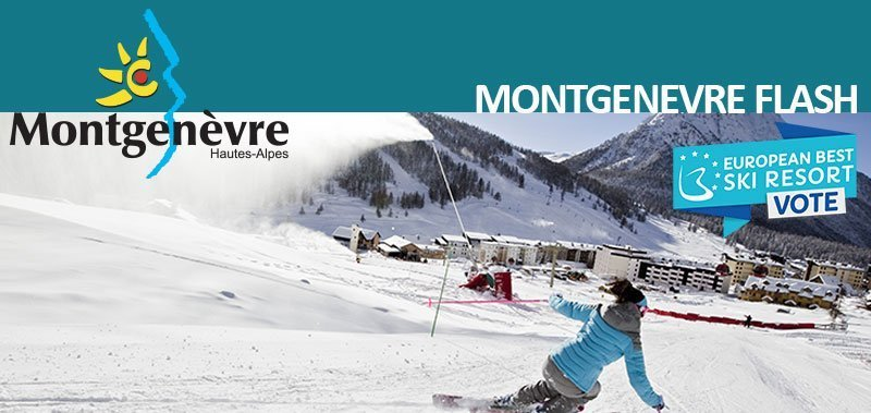 Montgenevre aux european best ski resorts 1