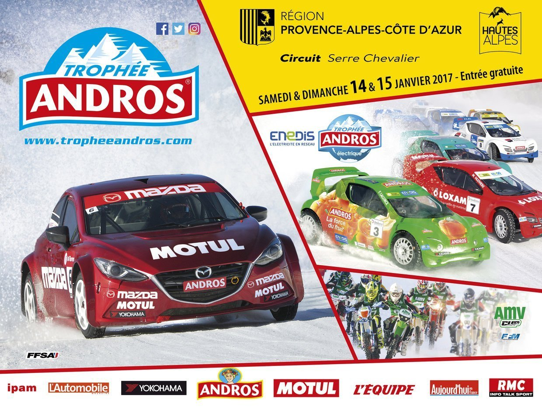 Trophée Andros 2017 Serre Chevalier 1