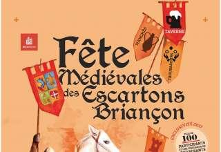 FÊTE MÉDIÉVALE DES ESCARTONS 3