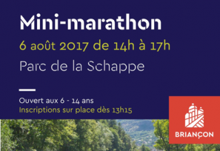 1er mini-marathon de Briançon 1