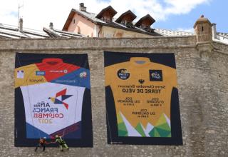 La Colombie à l'honneur à Briançon 1