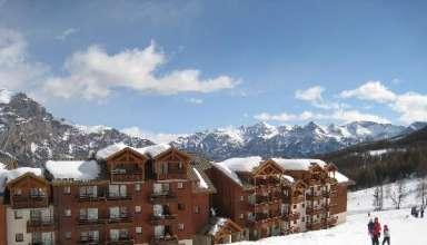 Location appartement la dame blanche Puy Saint Vincent