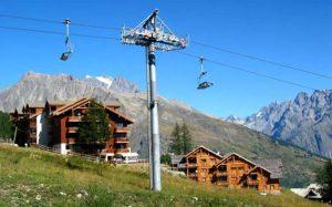 Résidence de location au Puy Saint Vincent