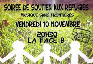Concert solidaire 10 novembre 1