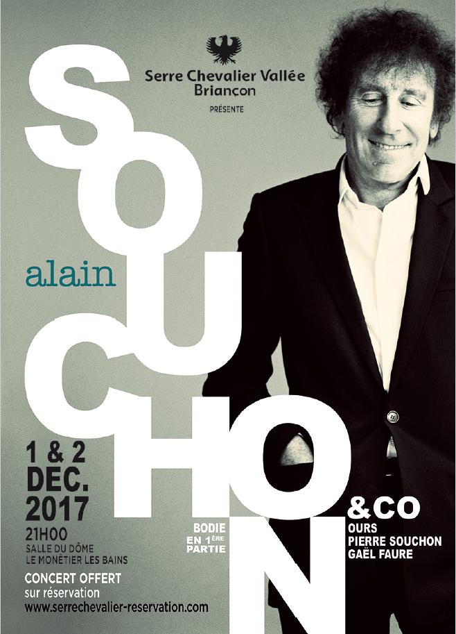 Concerts exceptionnels Alain Souchon & co 11