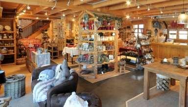 Décorez votre intérieur pour Noël selon l'esprit des chalets authentiques de montagne 4