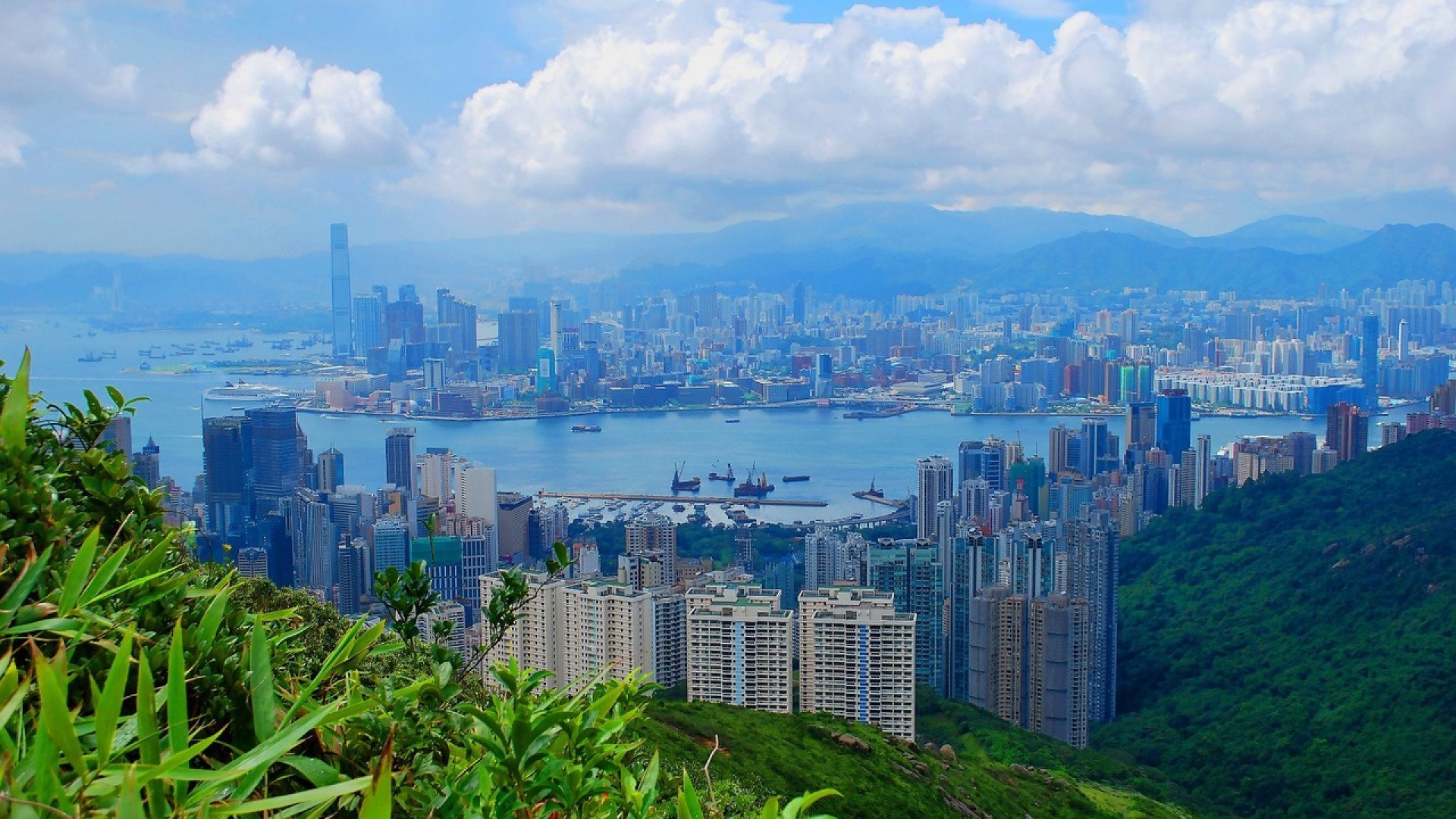 Créer une société à Hong Kong 1