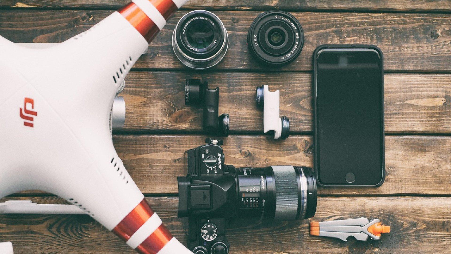 Trois drones pour réaliser d'excellentes photos et vidéos de vacances 9
