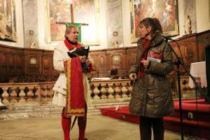 Collégiale de Briançon, lancement de deux aides à la visite 19