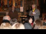 Collégiale de Briançon, lancement de deux aides à la visite 22