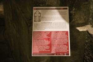Collégiale de Briançon, lancement de deux aides à la visite 15