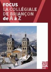 Collégiale de Briançon, lancement de deux aides à la visite 17