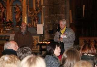 Collégiale de Briançon, lancement de deux aides à la visite 9