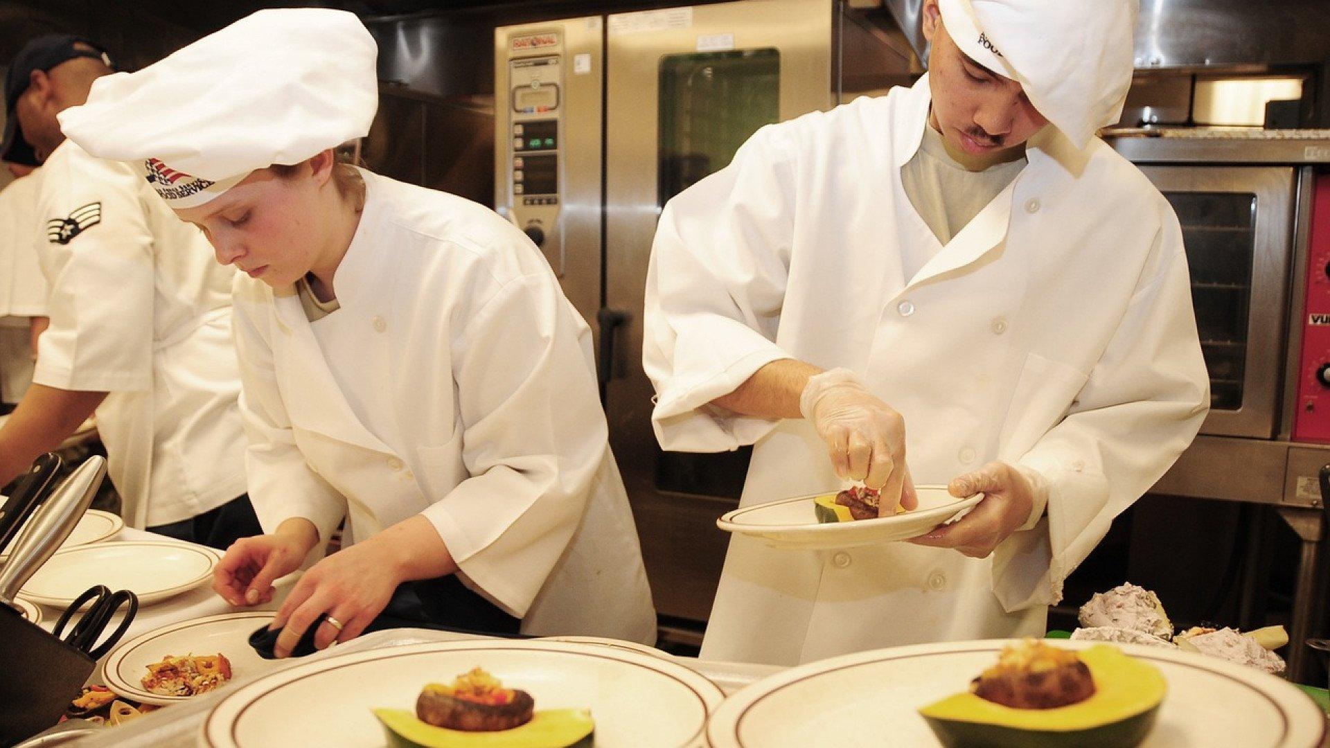 Veste de cuisine : les dernières tendances 23