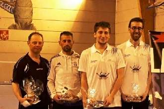 Briancon au Badminton Open Sisteronnais 7