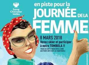 une TOMBOLA pour la JOURNEE DE LA FEMME 1