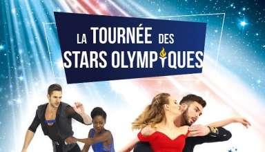 TOURNÉE DES STARS OLYMPIQUES DE PATINAGE ARTISTIQUE,LE 11 AVRIL à 20h, PATINOIRE DE BRIANÇON 1