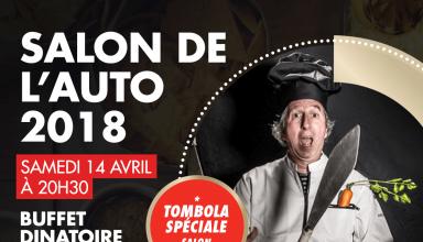 Salon de l'Auto 2018 1
