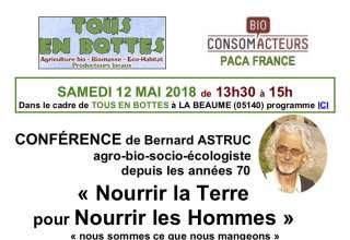 Samedi 12 mai 2018 TOUS EN BOTTES :conférence de Bernard Astruc 4
