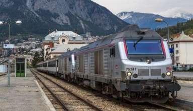 Communiqué de presse Joel GIRAUD : trains de nuit 8