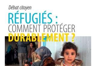 Débat citoyen « Réfugiés : comment protéger durablement ? » 1