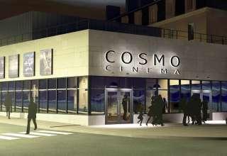 Clap de début pour les travaux du cinéma multiplexe « COSMO » 1