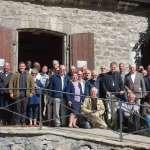 Les prêtres et diacres du Diocèse à Briançon 5