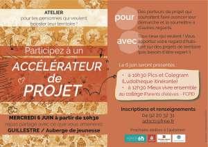 Conférence et Atelier projet 4