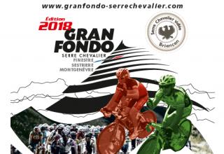 Course de vélo GRANFONDO Serre Chevalier Vallée 5
