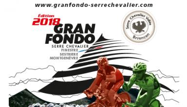 Course de vélo  GRANFONDO Serre Chevalier Vallée 1