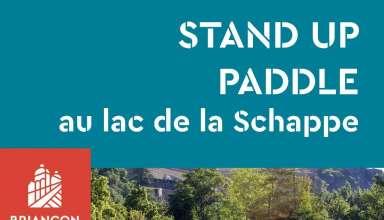 Inédit : du Stand Up Paddle au lac de la Schappe 4