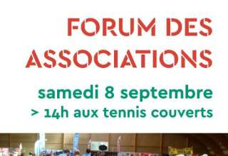 Inscription au Forum des associations 1