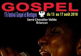 FESTIVAL GOSPEL ET MONTAGNE 13-17 AOUT SERRE CHEVALIER BRIANÇON 7