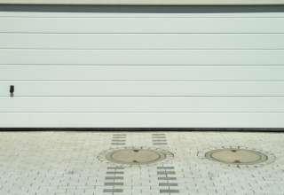 Des raisons de choisir une porte de garage sectionnelle 1