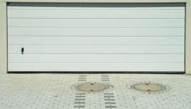 Des raisons de choisir une porte de garage sectionnelle 6