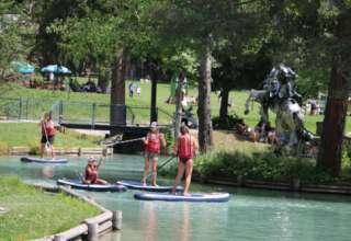 Journée idyllique au parc de la Schappe 1