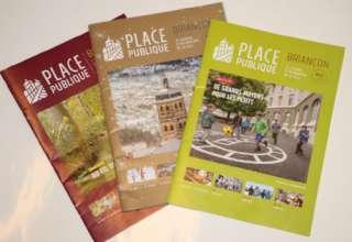 Contribuez au prochain magazine d'information de la Ville ! 1