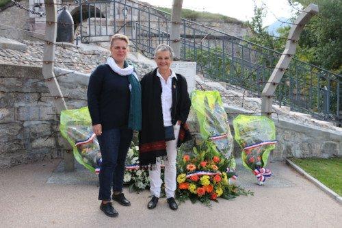 Un mémorial en hommage aux Déportés et aux Justes 11