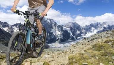 Faire du VTT en montagne à Briançon 6