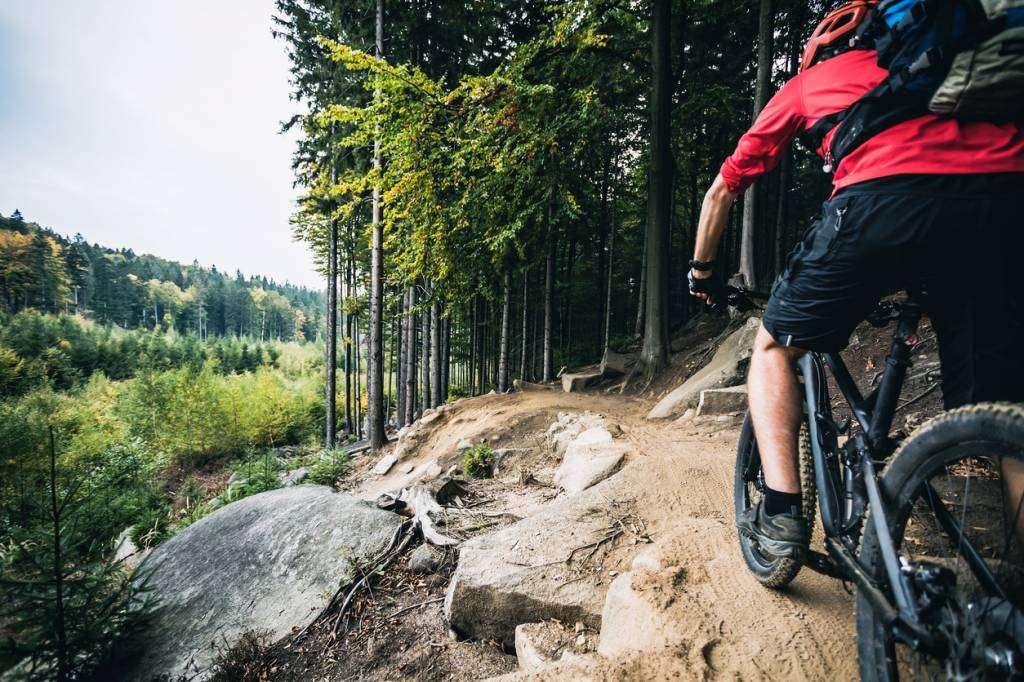 Faire du VTT en montagne à Briançon 4