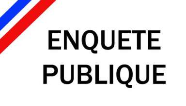 Avis d'enquête publique : Aménagement de la Grande Boucle 3