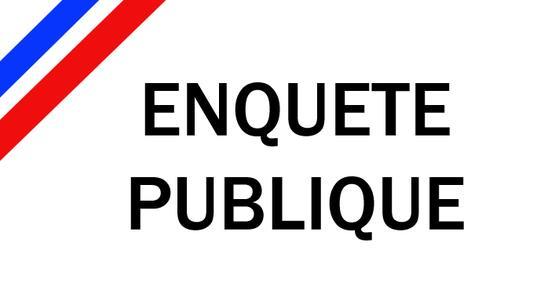 Avis d'enquête publique : Aménagement de la Grande Boucle 7