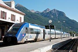 Trains Briançon-Gap: merci à la Région 8